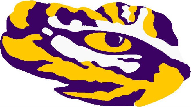 lsu falls to mississippi state 76 68 rh 1037thegame com lsu football logo images