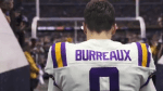 LSU QB Joe Burreaux