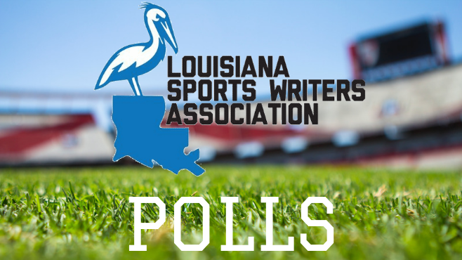 LCA remains the No. 1 ranked team in Class 2A in the LSWA High School Football Polls released on Tuesday. -- Photo illustration by Clint Domingue