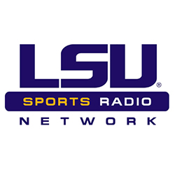 LSU Sports on 103.7 FM