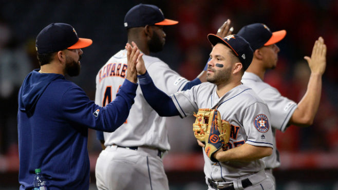 The Houston Astros will have to deal with being booed loudly, and insulted often, this upcoming season following the recent sign stealing controversy. — Photo courtesy of CBS Sports