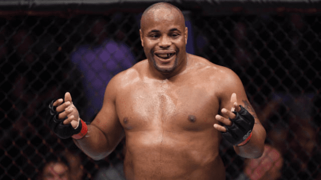 Lafayette's Daniel Cormier will take on Stipe Miocic for the UFC heavyweight championship in August. — Photo courtesy of CBS Sports