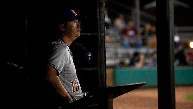 LSU Eunice head baseball coach Jeff Willis enters his 18th season at the helm of the Bengals — a national junior college powerhouse. — Photo courtesy of LSUE