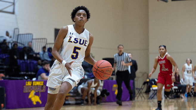 LSU Eunice women's basketball star and Carencro High alum Ava Jones was named to the LSWA All-Louisiana first team on Monday. — Photo courtesy of LSUE Athletics