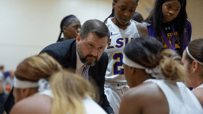 LSU Eunice women's basketball coach Jaime Gonzales has been selected as the Coach of the Year on the LSWA All-Louisiana Team for women's basketball. — Photo courtesy of LSUE Athletics