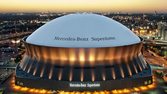 The New Orleans Saints first game back in the Superdome after Hurricane Katrina was against the Atlanta Falcons on Monday Night Football. ESPN is re-airing that iconic game on Monday.