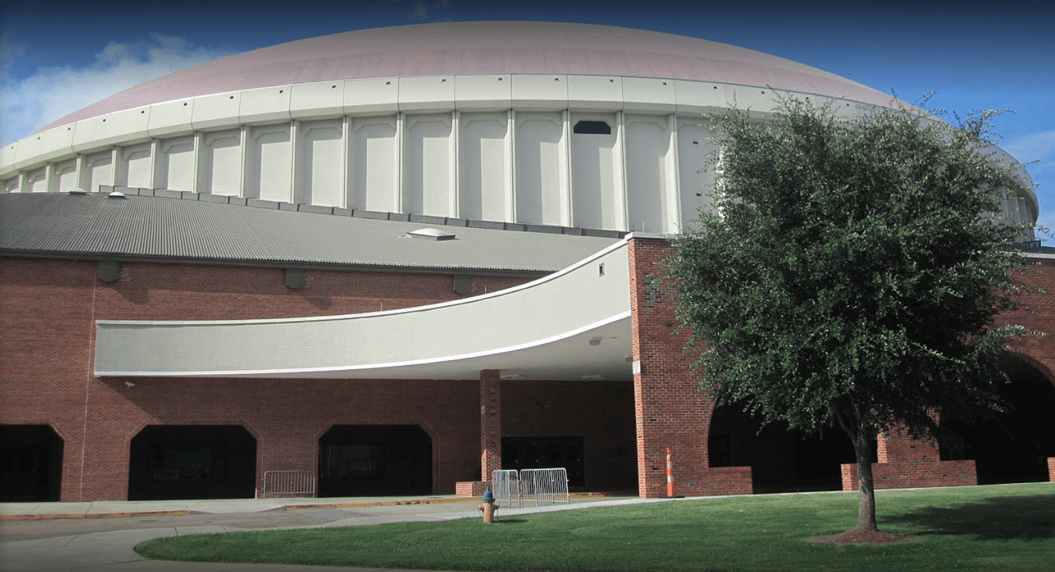 The Cajundome will host LHSAA boys basketball semifinals in March. The Cajundome will host four games per day between March 8-10.