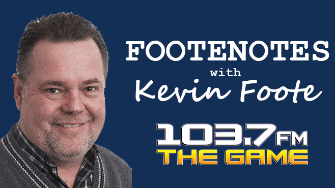 Reporter and Radio Host Kevin Foote